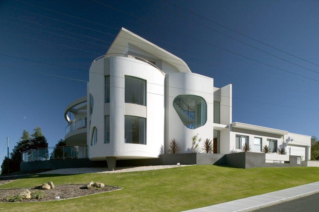 Contemporary custom homes perth custom homes mag for Online custom home builder
