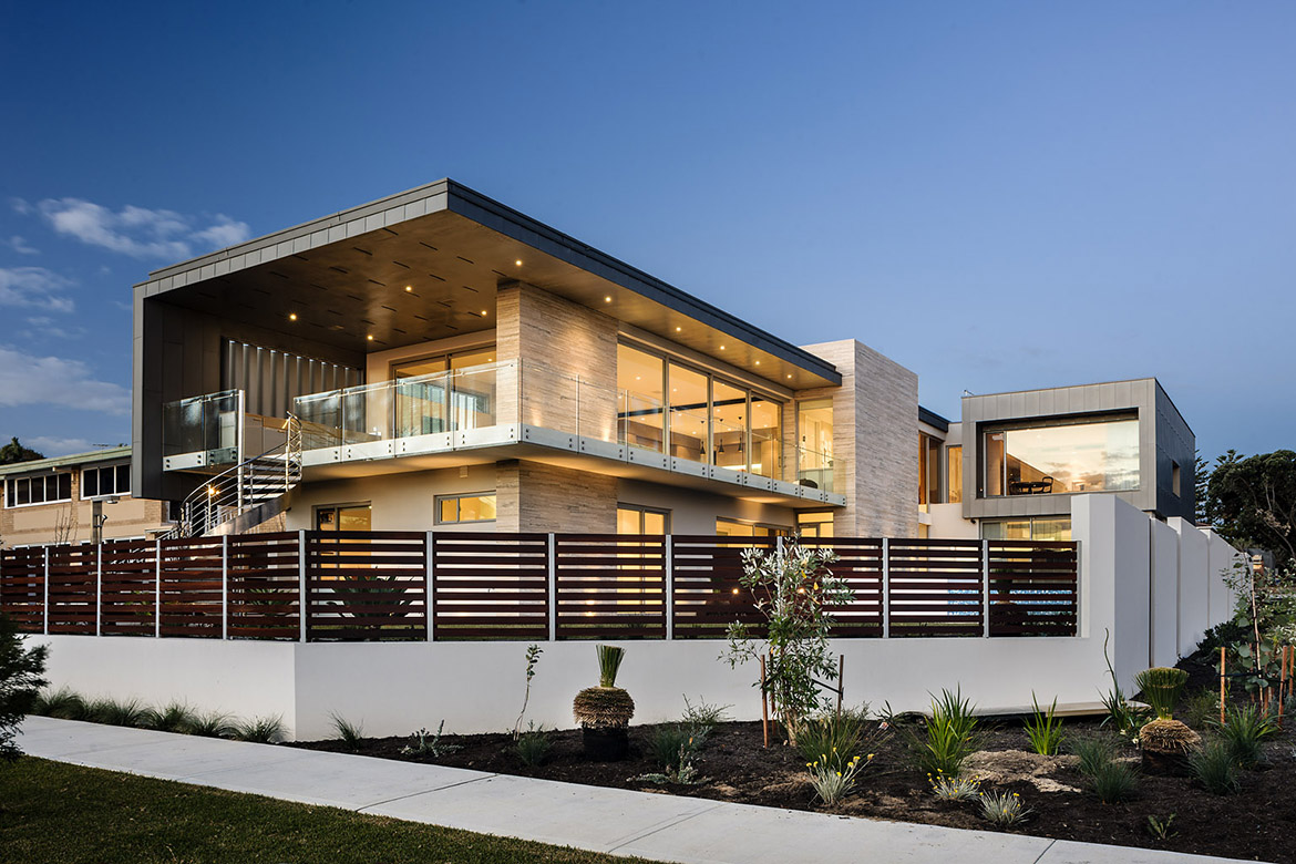 Modern homes perth wa custom homes magazine for Home builders magazine