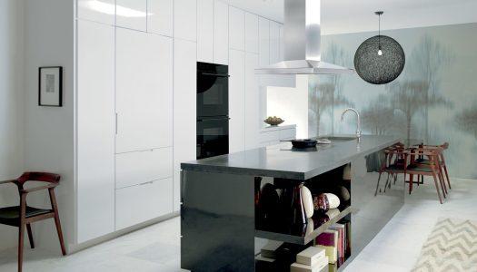 Where's the fridge? Anywhere…