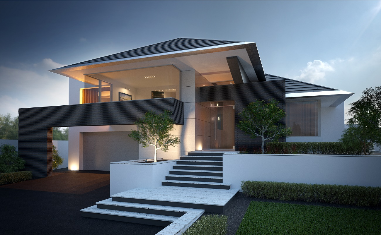Contemporary custom homes perth custom homes perth for Build a custom home online