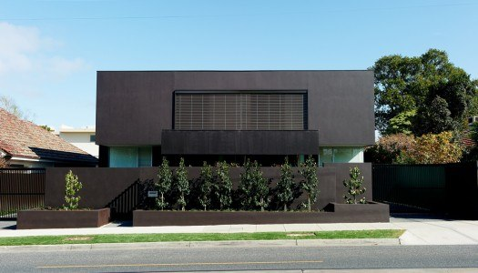 The Black House – busy street oasis