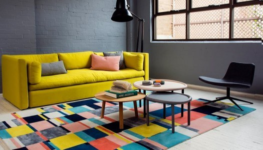 RUG ART – 10 Rugs that will transform your room!