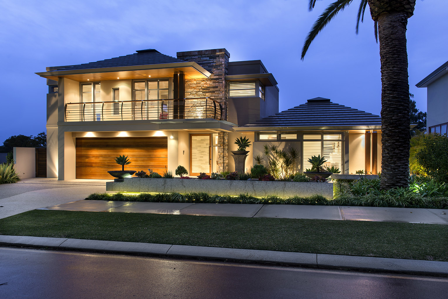 Modern Classic Custom Homes Magazine