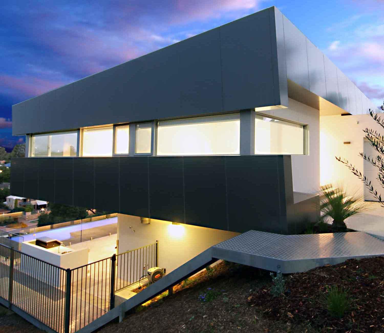 Sloping Block Home Designs Sloping Block Homes