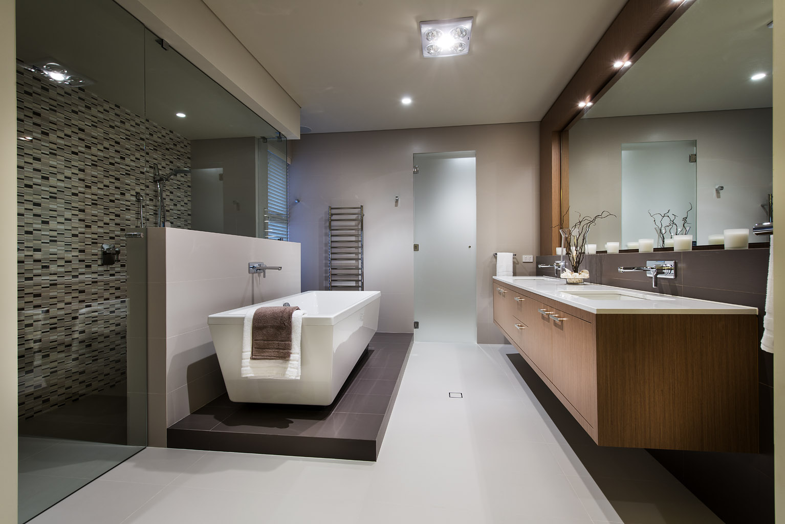 The Green Churchlands Bathroom
