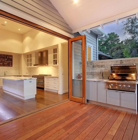 Modern Weatherboard Homes Melbourne