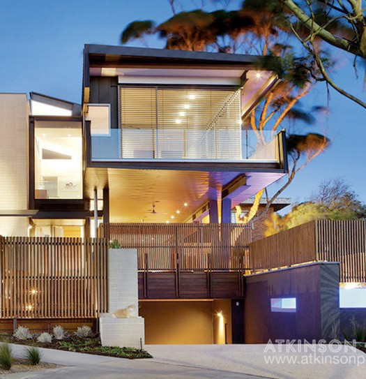 Atkinson Pontifex Home - Melbourne Custom Homes