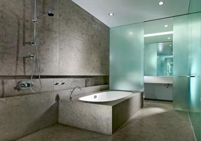 Bathrooms for him masculine bathroom design - Masculine bathroom design ...