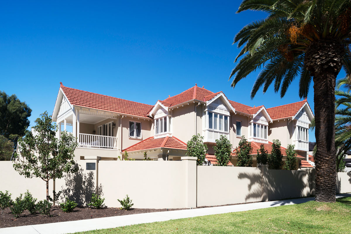 Luxury home renovations perth for Custom home online