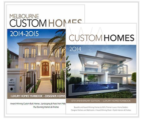 CUSTOM HOMES WA CUSTOM HOMES MAGAZINE 2014 15 Editions Custom