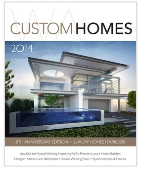 WA CUSTOM HOMES 2014 ANNUAL YEARBOOK Custom Homes Magazine