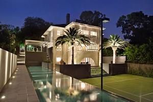 Custom_Homes_Ultracourts_Backyard_Night
