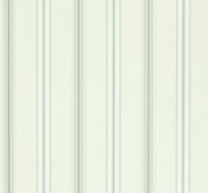 Dunston Stripe - Platinum Wallpaper