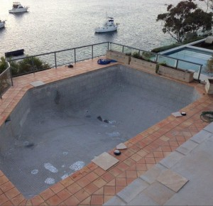 Swimming Pool Before And After Photos