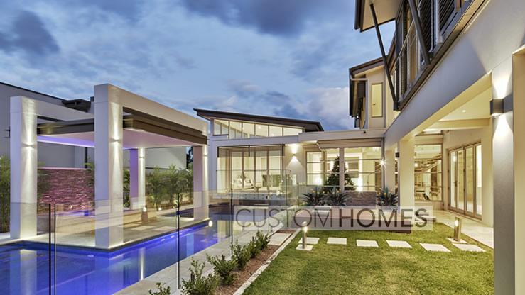 Luxury custom homes sydney for Online exterior design services