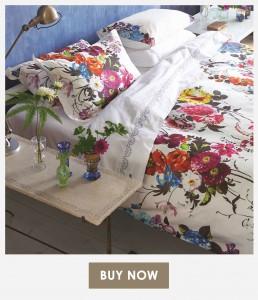 Amrapali Peony Bed Linen Reversible