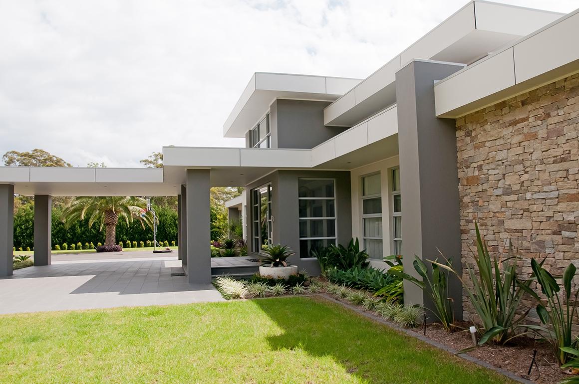 Custom homes dural resort style homes dural for Custom home builder magazine