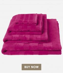 Coniston Fuchsia Towels