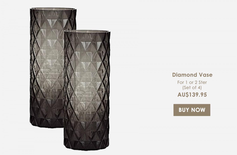 diamond-vase