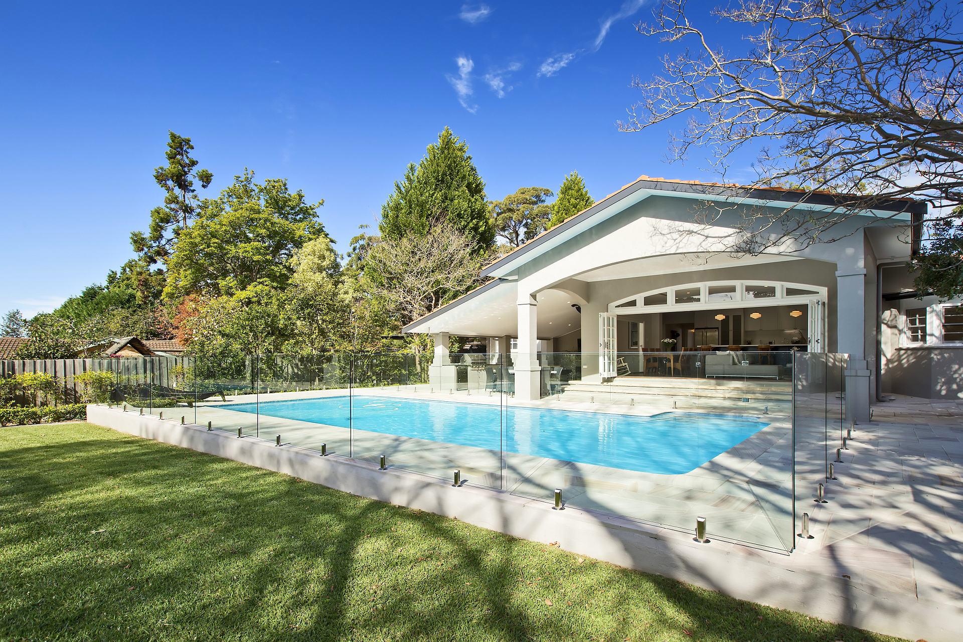 Luxury sydney renovation custom homes magazine for Renovations sydney