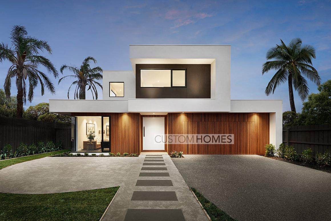 Http Customhomesonline Com Au Custom Homes Melbourne Langham By Carter Grange