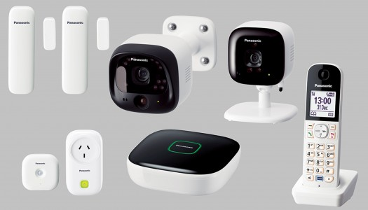 Panasonic Introduces New Connected Home System