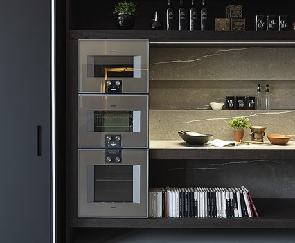 Black Kitchens, Luxury Black Kitchens, Beautiful Black Kitchens