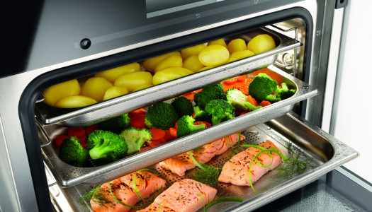 Be Confident of Steaming Success with Miele
