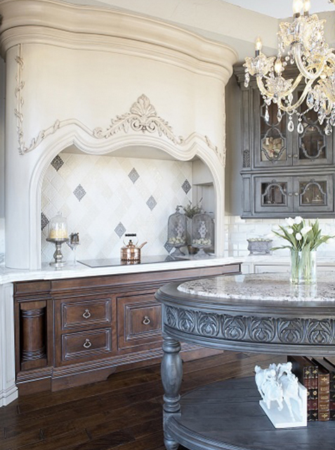 French Provincial, French Provincial Kitchens