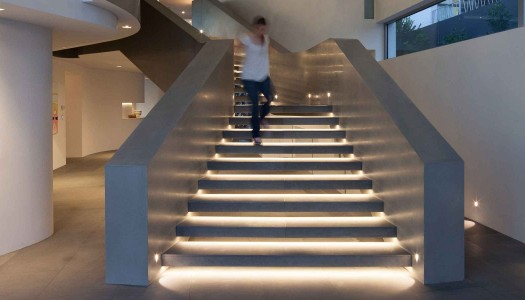 10 Unusual Staircases