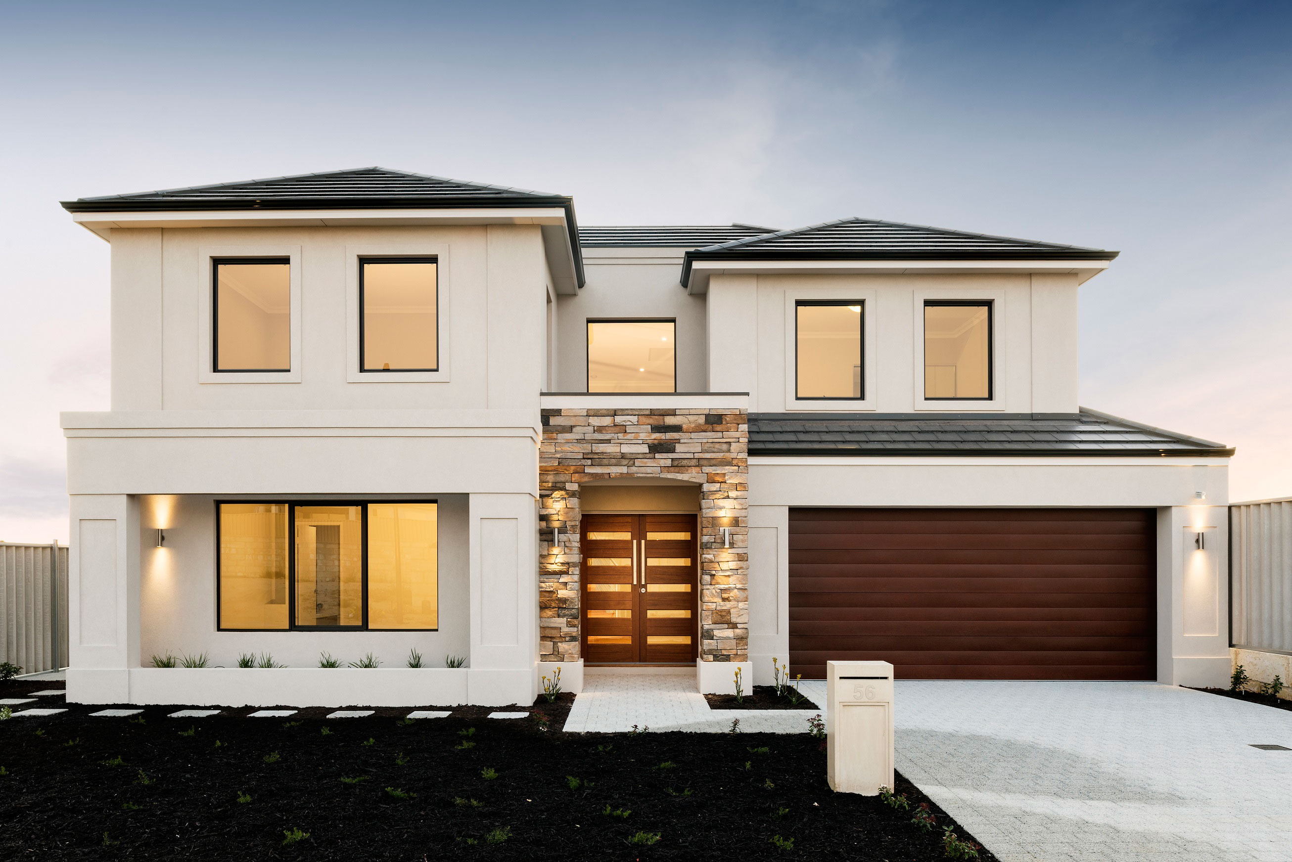 Perth custom home wa custom homes exclusive residence for Custom home online