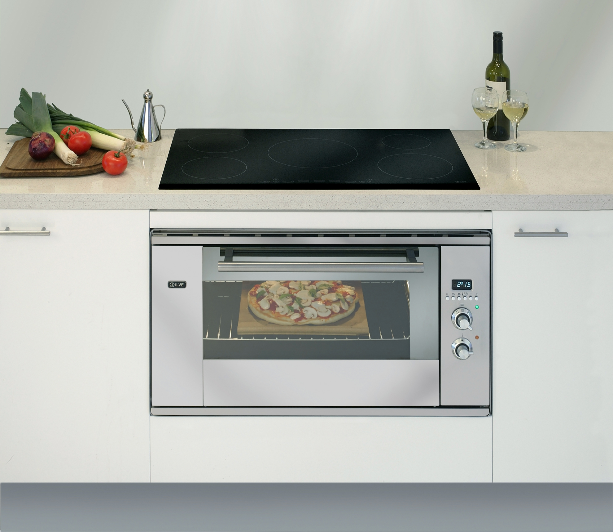 Induction Cooking, ILVE Induction Cooktops, ILVE
