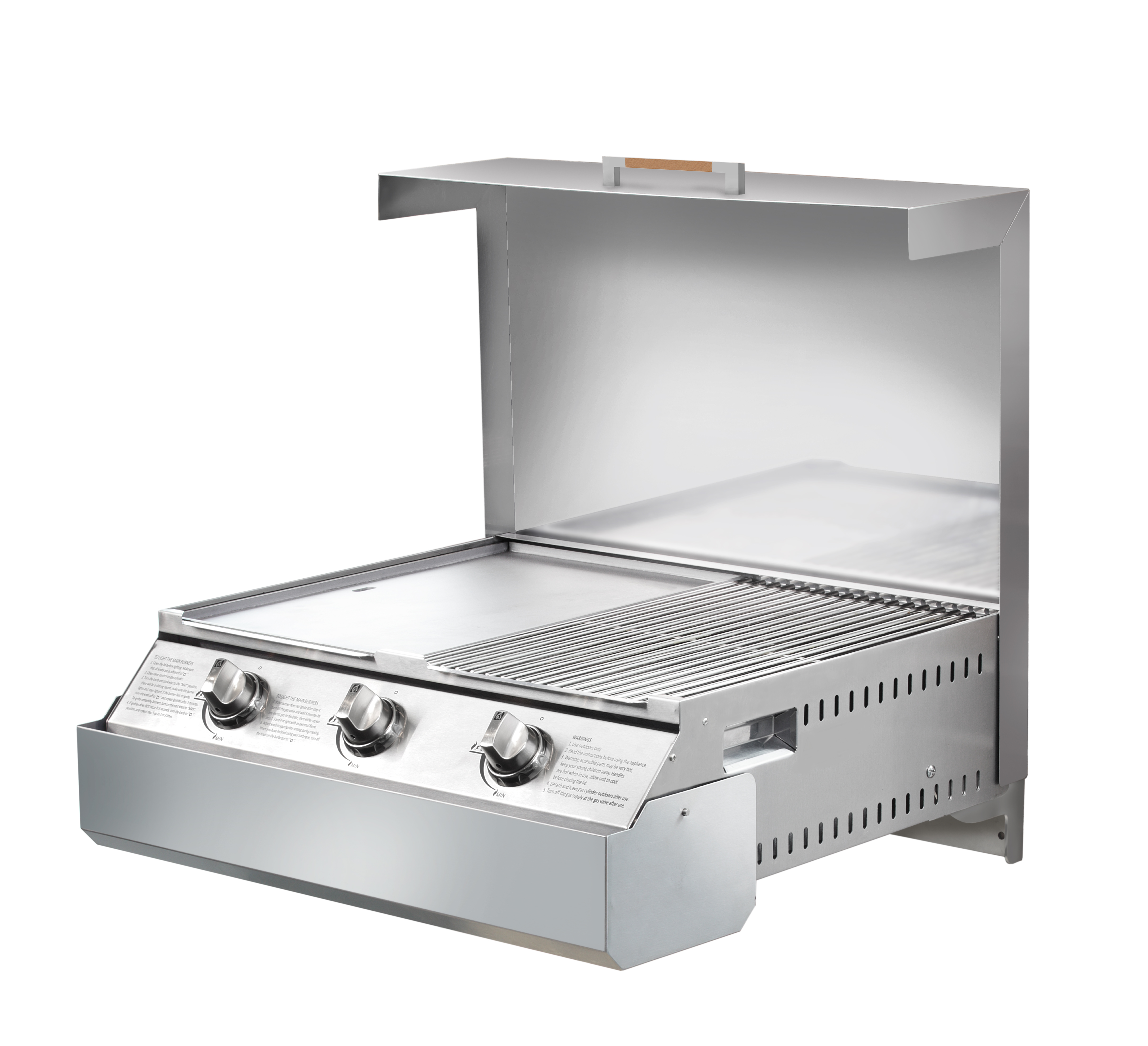 MyQ BBQ, BBQ, ILVE BBQ's, Outdoor Cooking