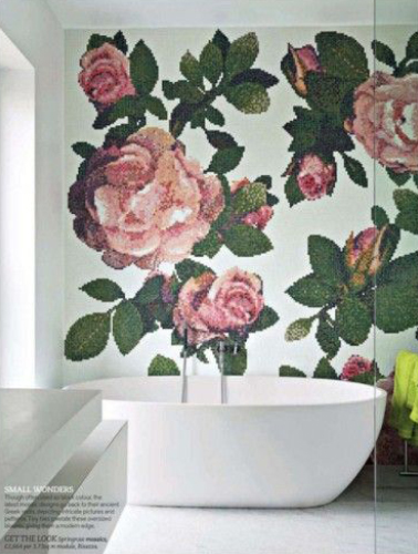 Tiles, Unusual Tiles, Tiling Designs, Mosaic Tiles
