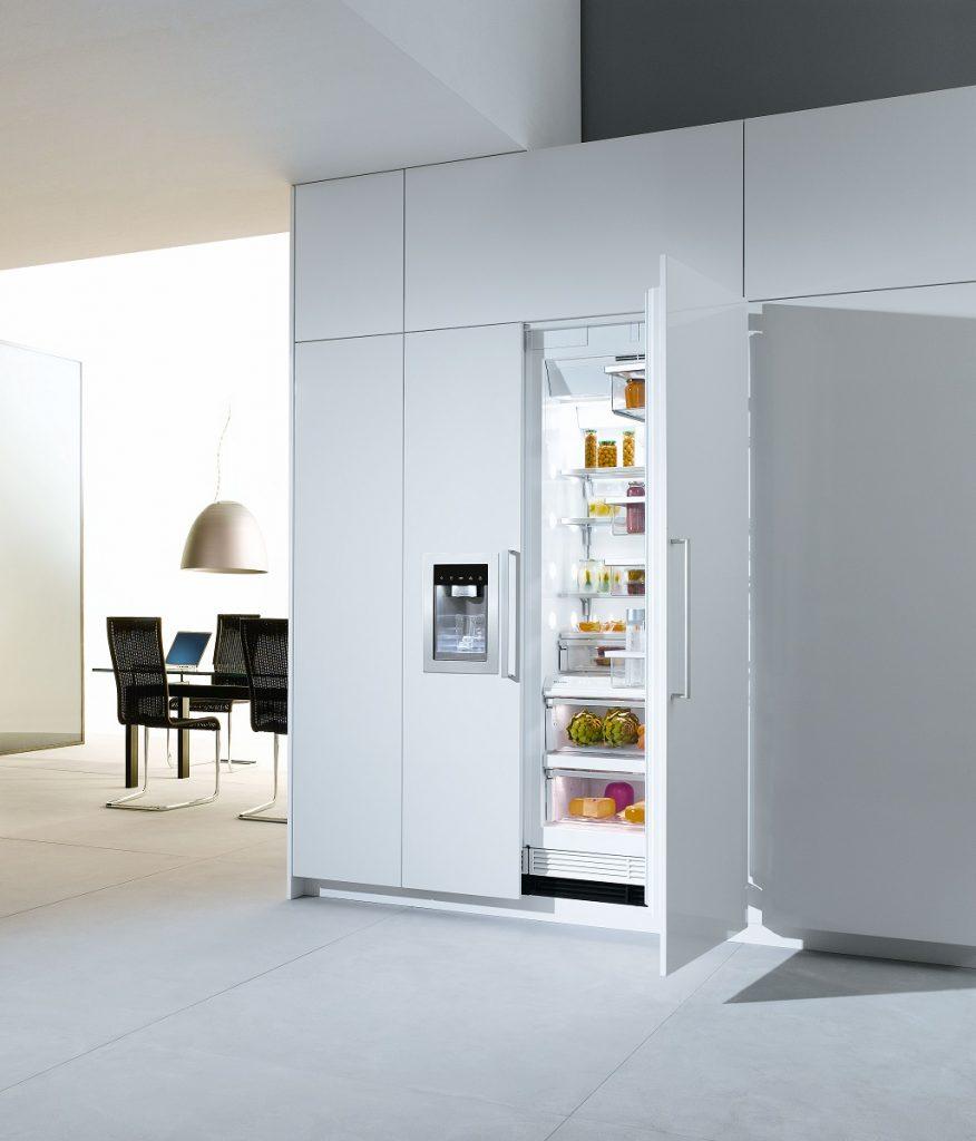 Miele_K 1801 Vi + F 1471 Vi fridge freezer combination insitu_1200