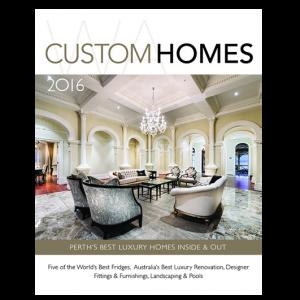 WA Custom Homes Magazine