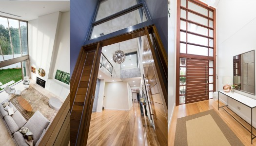 Creating Dramatic Spaces with Voids