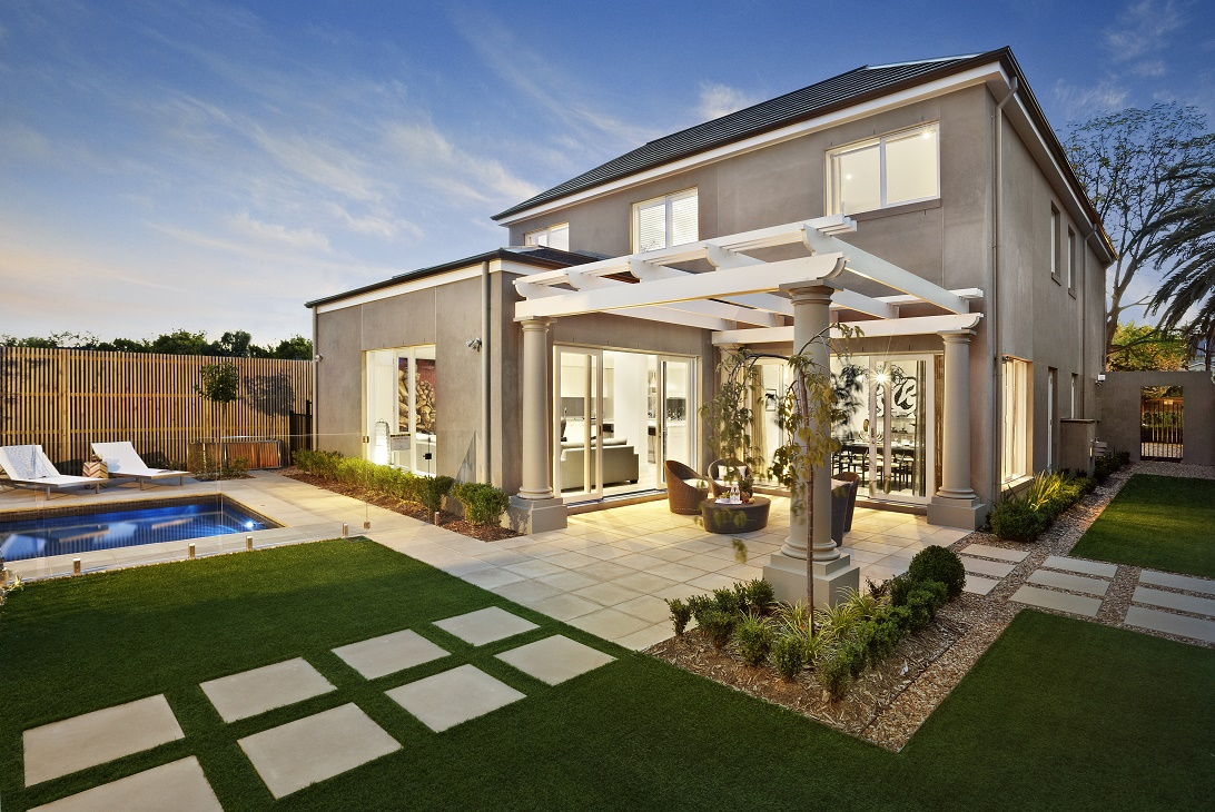 French provincial new homes melbourne glenvill homes for Custom home online