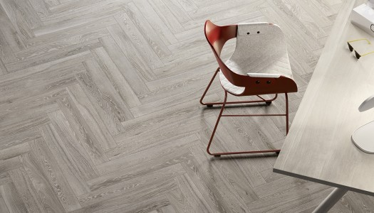 Perfect Parquetry in Porcelain