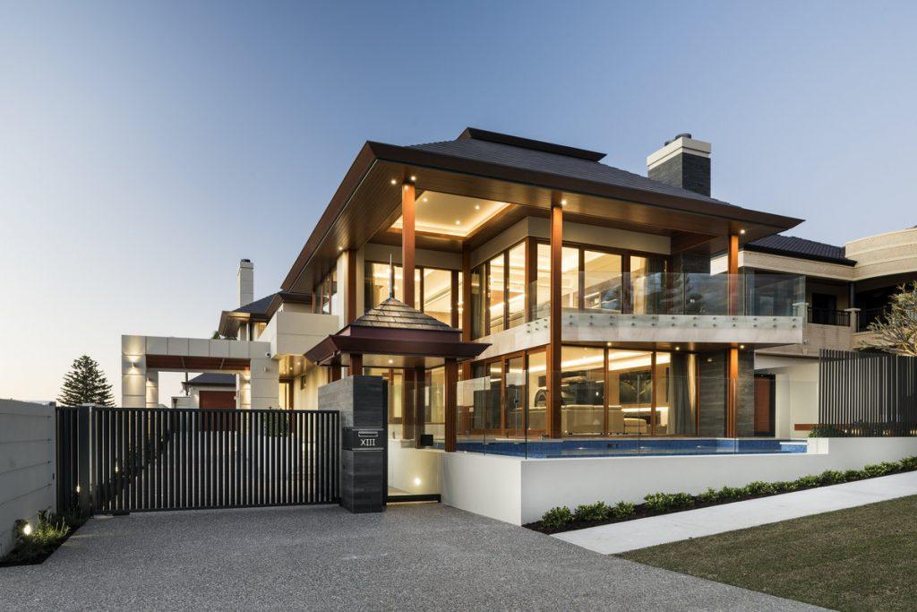 Luxury Display Home by Spadaccini Homes