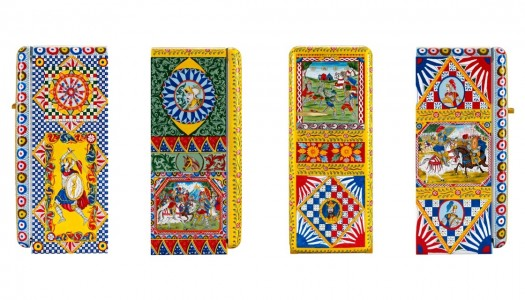 Limited Edition Dolce & Gabbana Smeg fridges
