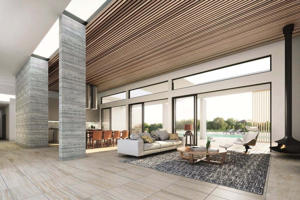 In the light of view (GLENVILL HOMES)