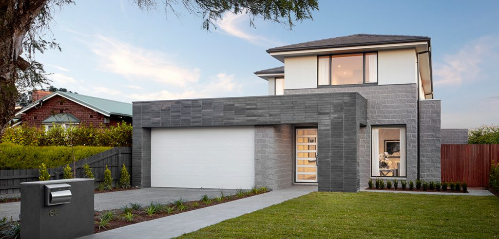 Luxury Display Home by Glenvill Homes