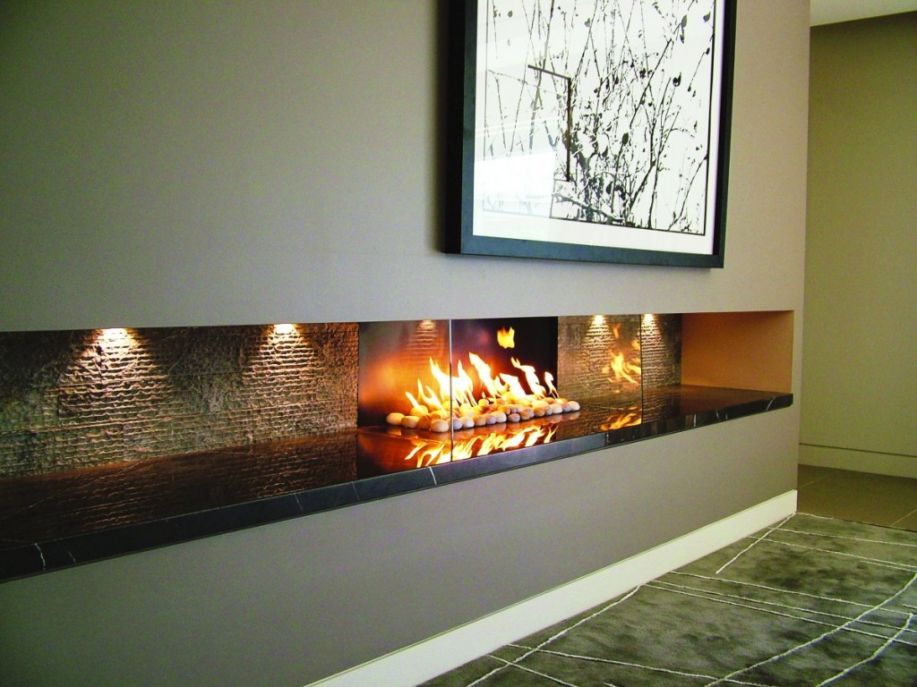 Real Flame Pure Vision Fireplace