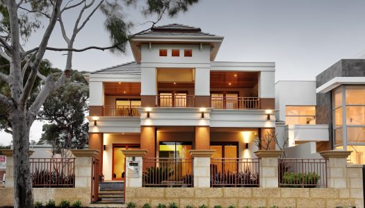 Modern Home with Eastern Influences