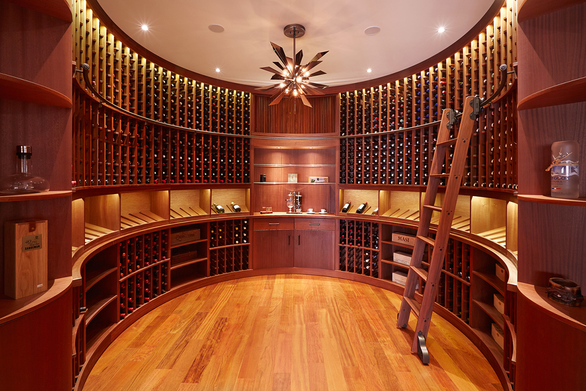 Wine storage ideas wine cellar designs for Wine cellar design ideas