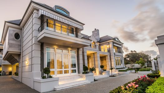 French Provincial Home of Grand Proportions