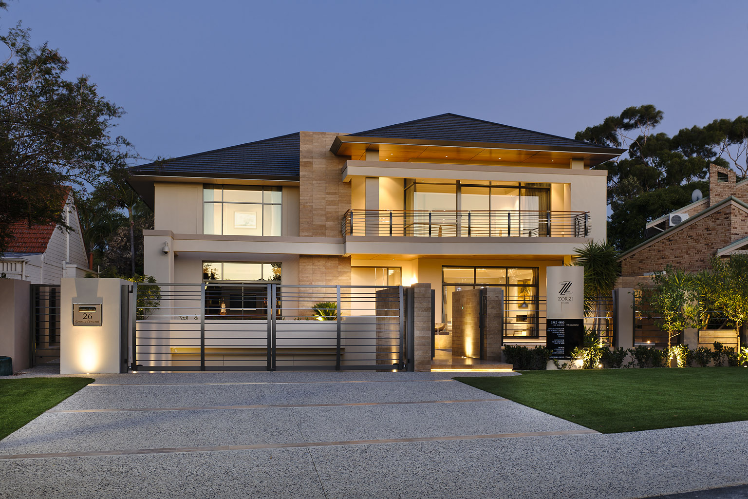 Luxury custom homes perth custom homes perth for Custom home online