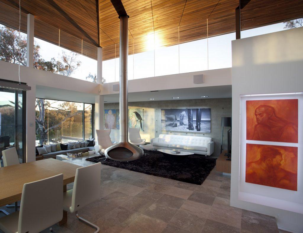 Tallwood Open Plan Sunken Lounge