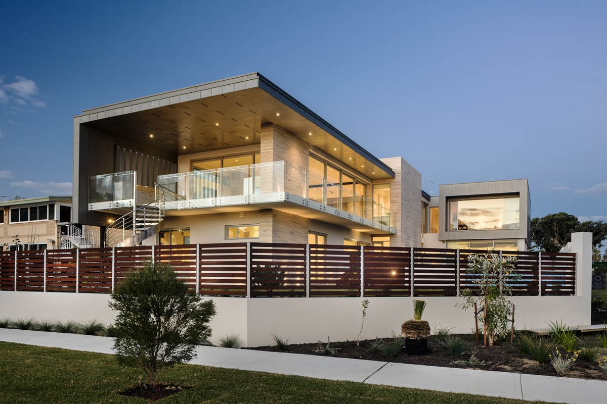 Contemporary Custom Homes Modern Luxury Homes